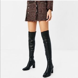 Zara OTK boots